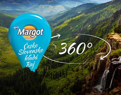Nestlé – Margot summer campaign