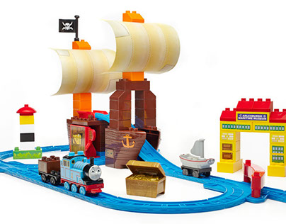 Thomas the Tank Engine (Mega Bloks)