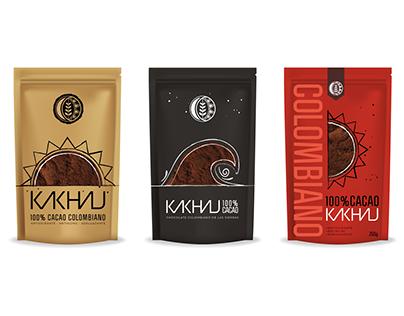 KAKHAU // Branding + packaging