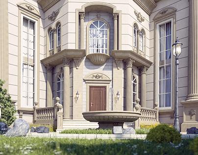 Mr. fahd's villa