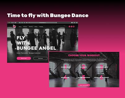 Bungee dance website