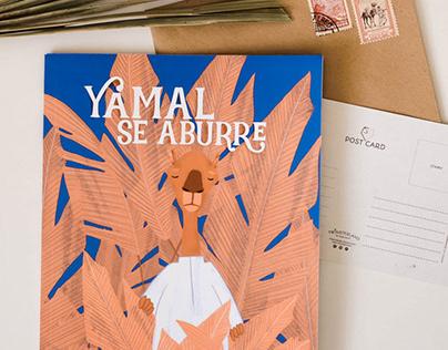 Children's Books | Yamal se aburre