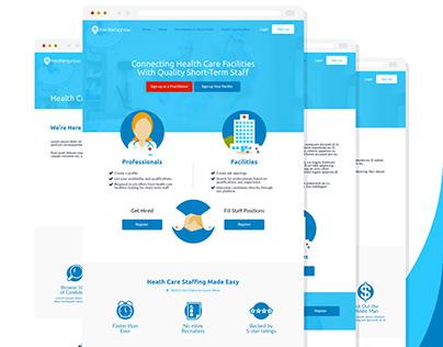 MedTempNow (Tech Startup)