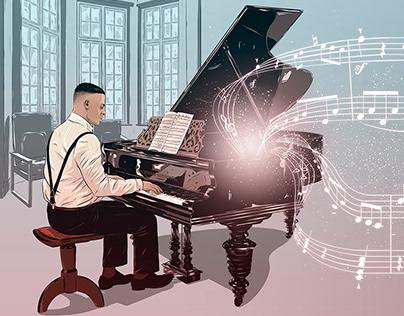 """Robert Jan Stips: the wizard of Dutch popmusic"""