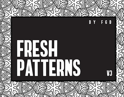 FREE FRESH PATTERNS V3