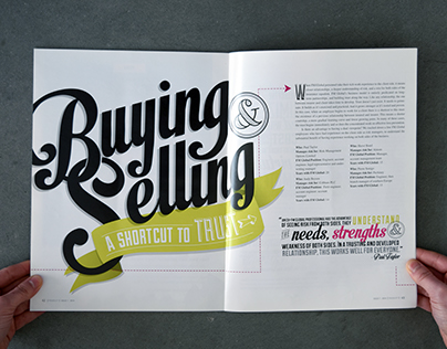 Buying & Selling Editorial