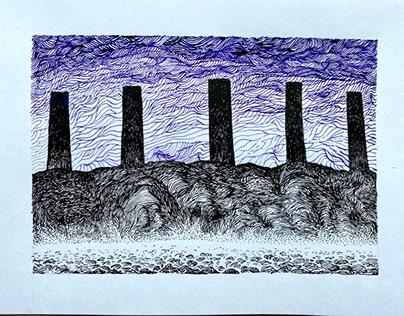 New ink practice
