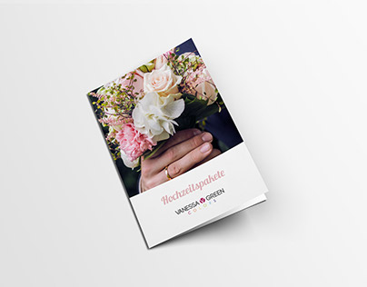 Brochure Design / Vanessa Green Photography