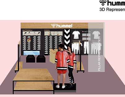Bali, Indonesia Shop In Shop Design