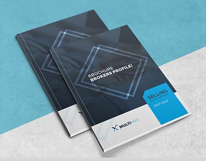 Creative Corporate Brochure Template