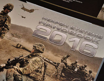 Weapon Systems Handbook 2016