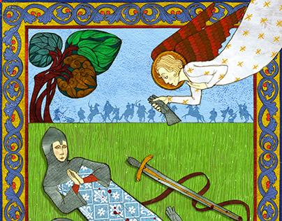 Mito ed Epica, Mondadori Education. Medieval Epic
