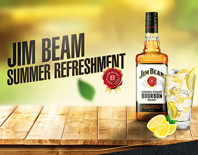 Jim Beam Summer Refreshment - 2017