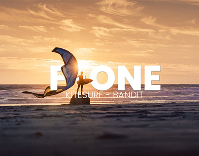 F-ONE : KITESURF BANDIT
