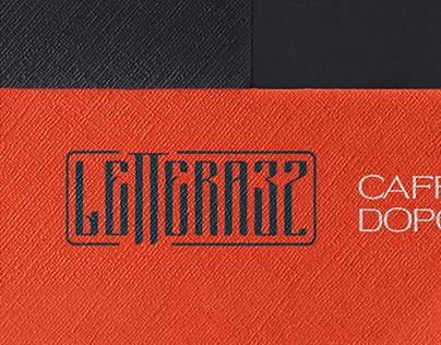 Lettera 32 / Italian Vintage Bar / Branding
