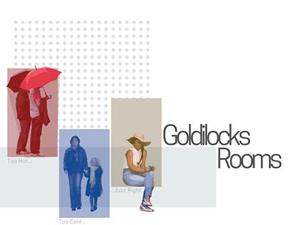 The Goldilocks Rooms