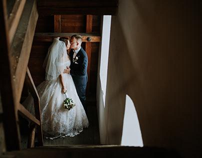 Wedding - Monika a Tomáš