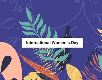 Unilever International Women's Day Campaign