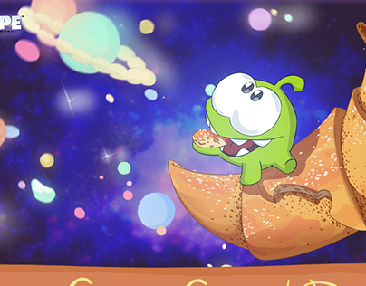 Cut the rope celebration pictures from 2015