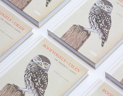 BOOK : Raptors & Owls