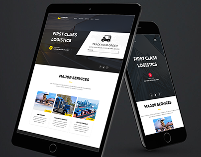 Transportation & Logistics Web App (by Suretek)