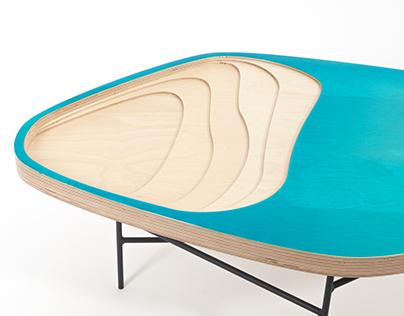 Table basse Fidji 322