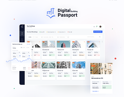 Digital Building Passport