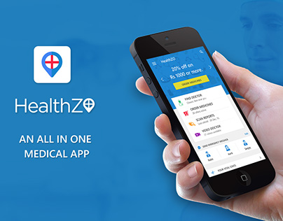 HealthZo Mobile App