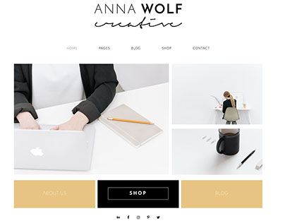 Personal WP Theme