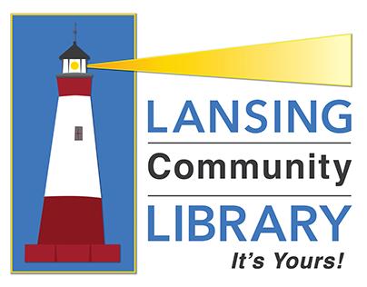 Logo Design: Lansing Community Library