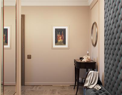 N34 - Room 01 Hall