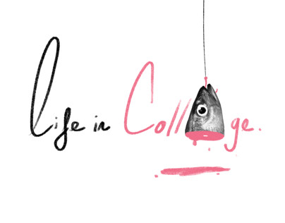 Life in collage