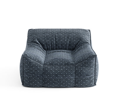 Frolla Armchair Beanbag for sale