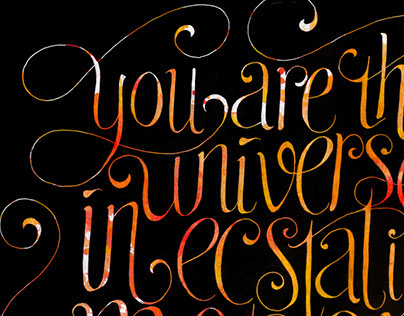 QUOTES - Hand Lettering