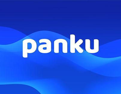 Panku App Logo Design