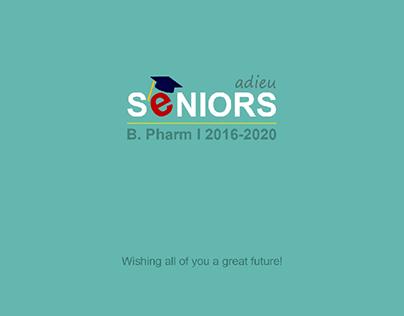 Seniors Farewell 2020
