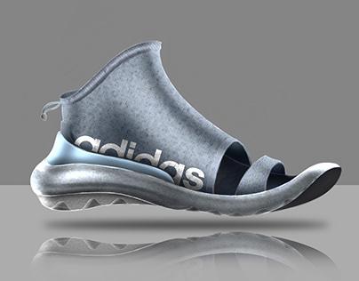 Adidas Sneaker-berk (Concept)