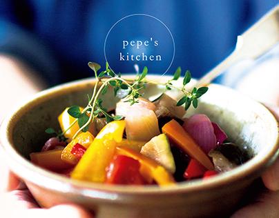 料理男子的幸福餐桌|pepe's kitchen