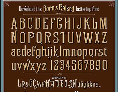 Mayer's Font