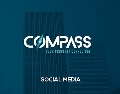 Compass Real Estate - Social Media Designs