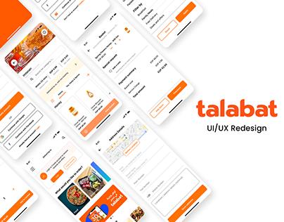Talabat Redesign