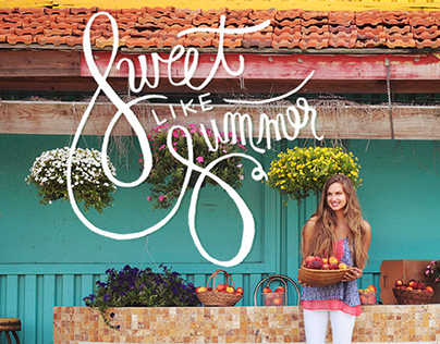 Summer 2015 Lookbook for Red Clover Boutique