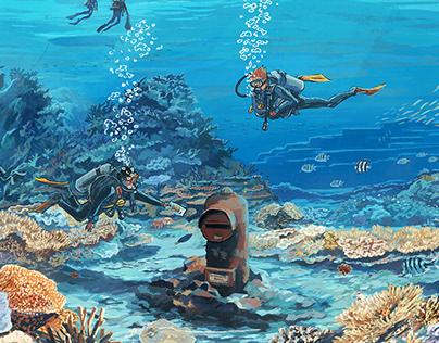 Chasing Coral : Okinawa
