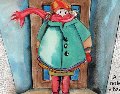 Ilustraciones libro Infantil