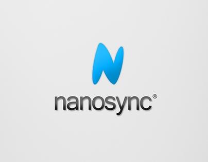 Logo & Brand nanosync