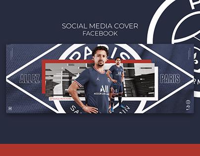 Social Media Cover - Marquinhos