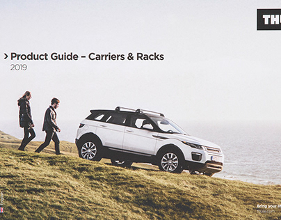 Thule Product Guide - Carriers & Racks 2019