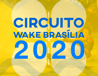 Projeto Circuito Wake Brasília 2020