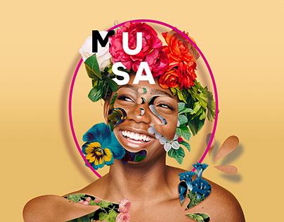 Título: Musa. | Proyecto: Yo y las ideas.