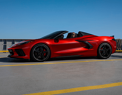 2020 CORVETTE LAUNCH CAMPAIGN STILLS